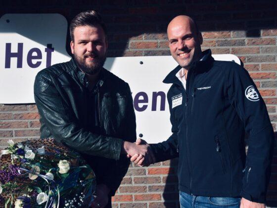 Restaurant Smink steekt FC Wolvega1 in het nieuw