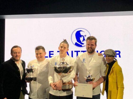 Le Taittinger Prix Culinaire 2020 - 3e plaats Jan Smink
