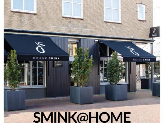 SMINK@HOME MENU | Restaurant Jan Smink Wolvega