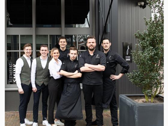 Restaurant Smink in het centrum van Wolvega weer open