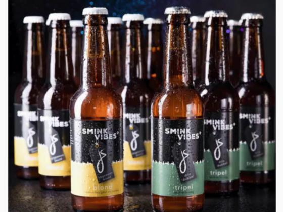 Smink Vibes+ bier Blond en Tripel Jan Smink Restaurant Smink Wolvega
