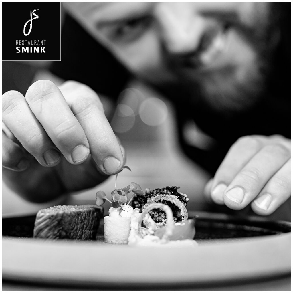 Jan Smink Restaurant Smink bij u thuis ontspannen genieten van thuis uit eten met prive kok