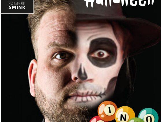Jan Smink Restaurant Smink Wolvega Culinaire Bingo Halloween