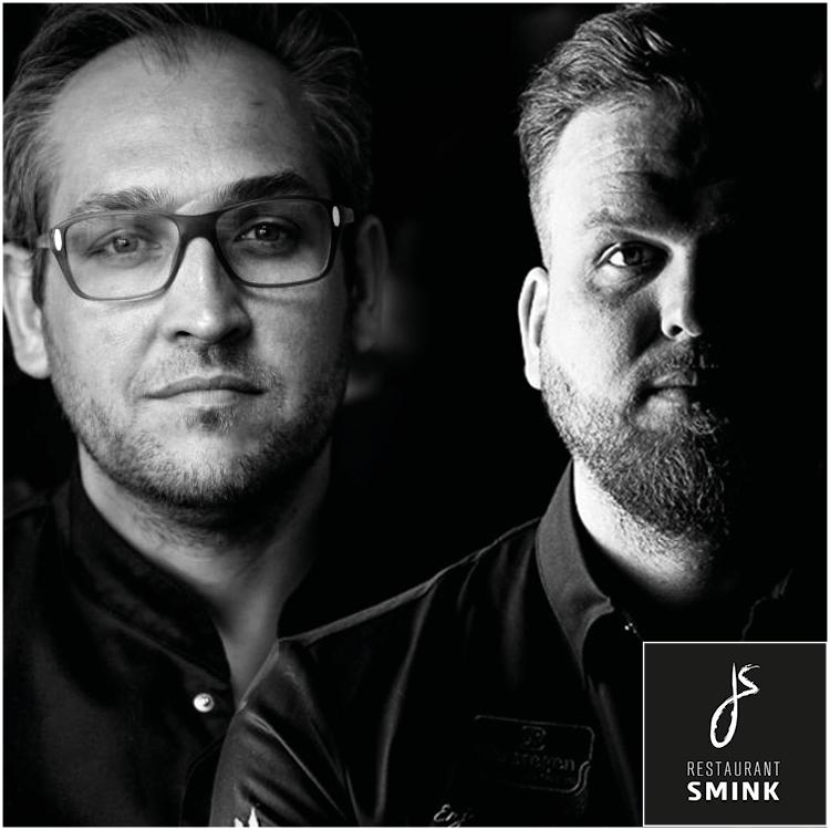 Restaurant Smink Jan goes Japan samen met sushimaster Arjan Siemerink