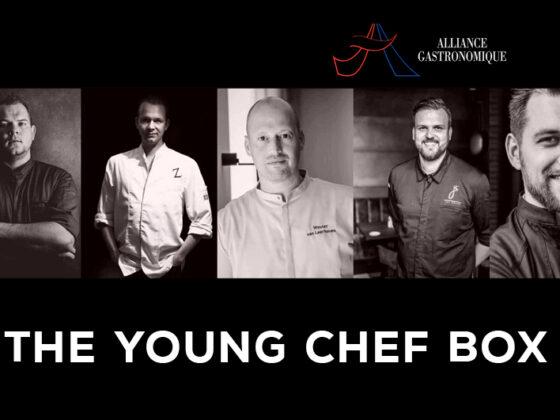 Alliance Gastronomique The Young Chef Box 24 april 2021