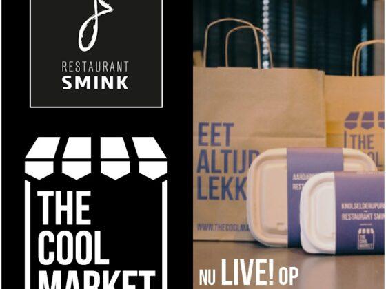 The Coolmarket & ingevroren gerechten van Restaurant Smink